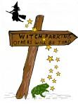 J 485 Witch Parking